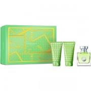 Versace Versense Комплект (EDT 50ml + BL 50ml + SG 50ml) за Жени