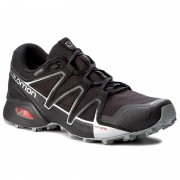 Pantofi SALOMON - Speedcross Vario 2 Gtx GORE-TEX 398468 29 V0 Phantom/Black/Monument