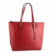 Florence Bag Borsa asimmetrica a spalla rosso