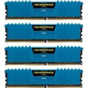 Corsair 32 GB DDR4-RAM - 2666MHz - (CMK32GX4M4A2666C16B) Corsair Dominator Platinum Kit CL16