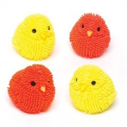 Baker Ross Squeezy Flashing Chicks (Pack of 4)