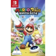 Joc Mario Rabbids Kingdom Battle Pentru Nintendo Switch