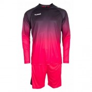Hummel Unity Keeperstenue Shirt En Short Roze