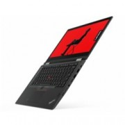 "Лаптоп Lenovo ThinkPad X380 Yoga (20LH001GBM), четириядрен Kaby Lake R Intel Core i7-8550U 1.8/4.0 GHz, 13.3""(33.78 cm) IPS Anti-Glare Touch Display(HDMI), 8GB DDR4, 256GB SSD, Thunderbolt 3, Windows 10, 1.40 kg"