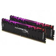 Memorii Kingston HyperX Predator RGB DDR4, 2x8GB, 2933 MHz, CL 15