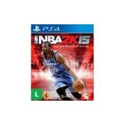 Jogo NBA 2K15 - PS4 Take two