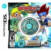 BEYBLADE: METAL FUSION - Collector's Edition - Nintendo DS