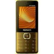 Karbonn K451 Power Battery 3000 mAh - Champagne - Black