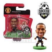 Figurina Soccerstarz Manchester United Fc Antonio Valencia Limited Edition 2014