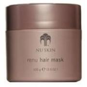 Maseczka do włosów - ReNu Hair Mask - Zapobiega rozdwajaniu się końcówek i zmniejsza łamliwość włosów - NU SKIN