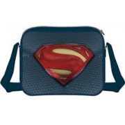 Geanta Batman Vs Superman Dawn Of Justice Superman Messenger Bag