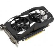 Placa video Asus GeForce GTX 1650 DUAL OC, 4GB GDDR5, 128-bit