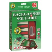 Reis Backgammon & Solitaire Reisspel
