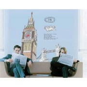 Wall Stickers - Big Ben, England