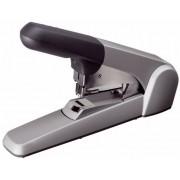 Capsator cu capsare plata, 60 coli, LEITZ 5552 - gri