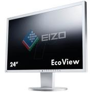 EIZO EV2416W-GY - 61cm Monitor, USB, Lautsprecher, mit Pivot, grau