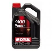 MOTUL 4100 Power 15W-50 4L motorolaj