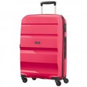 American Tourister Trolley Medio Rigido 4 Ruote 66cm 3,4kg - Bon Air Azalea Pink