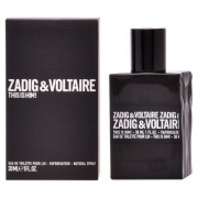 Zadig & voltaire this is him! edt eau de toilette uomo 30 ml vapo