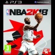NBA 2K18, за PS3