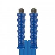 R+M de Wit 20m HD-Schlauch 1SN, DN10, blau, M18 Innengewinde auf M18 Innengewinde, max. 150
