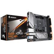 MB Gigabyte B450 I AORUS PRO WIFI, AM4, mini ITX, 2x DDR4, AMD B450, DP, HDMI 2x, WL, 24mj