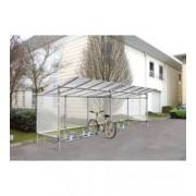 Fedett kerékpár tároló 3730