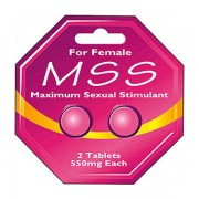 MSS Female 2 x 550mg Tablets