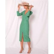 Lady Pipa Vestido Ophelia verde