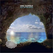 Video Delta Oldfield,Mike - Man On The Rocks - CD