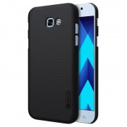 Samsung Galaxy A3 (2017) Nillkin Super Frosted Shield Case - Black