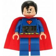 LEGO DC Super Heroes Superman - ceas cu alarmă