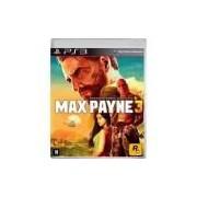 Max Payne 3 - Ps3