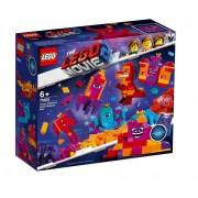 Set de constructie LEGO Movie Cutia de constructie a Reginei Watevra