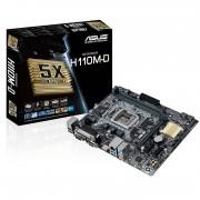 Asustek Asus H110m-D Intel H110 Lga 1151 (Socket H4) Micro Atx Scheda Madre 4712900284409 90mb0py0-M0eay0 10_b99u532