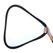 Reflector Grip StudioKing Argintiu/Alb CRGSW60 60 cm