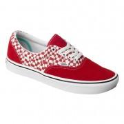 Vans Skate boty Vans Comfycush Era tear check racing red/true white