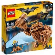 Set de constructie LEGO Batman Atacul Rasunator al lui Clayface