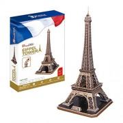 3D Puzzle - Eiffel Tower (Regular)