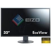 EIZO EV3237W-BK - 80cm Monitor, Lautsprecher, mit Pivot, UHD, schwarz, EEK A