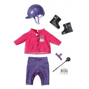 Zapf Creation Baby Born Deluxe Pony Farm Riding Outfit Toy