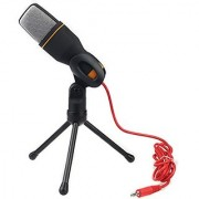 Aeoss High Quality Handheld Microphone Sound Studio Microphone Mic To Computer PC Laptop Skype MSN Chat