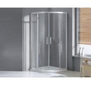 MyLine Aquarius 80x80x190cm íves zuhanykabin