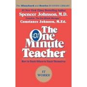 The One Minute Teacher, Paperback/Constance Johnson