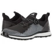 adidas Golf Forgefiber Boa Core BlackFootwear WhiteHi-Res Yellow