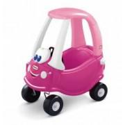 Masinuta sport pentru exterior culoare roz Cozy Coupe