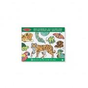 Dieren kleurboek voor kinderen 50 blz