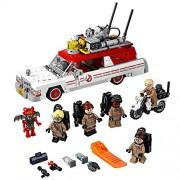 Lego 75828 Ghostbusters Ecto-1 & 2