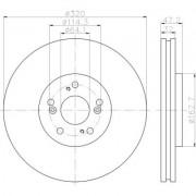 TEXTAR - (TMD Friction Services GmbH) TEXTAR - Bremsscheibe (Satz)