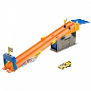 Set de joaca Mattel Hot Wheels Rooftop Garage DRB29